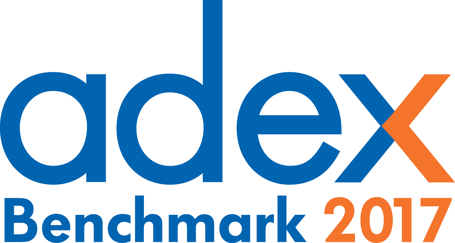 adex Benchmark - 2017updated colours