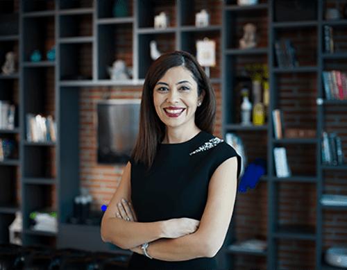 <strong>Sinem Sandıkçı Gökçen</strong></br> Chief Digital Officer L'Oréal Turkey
