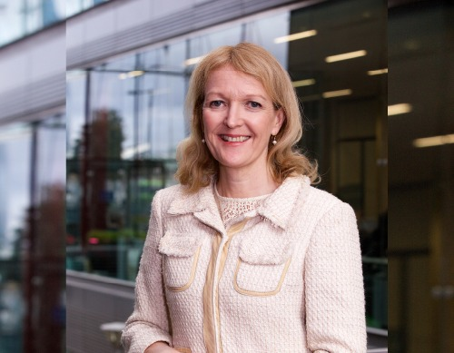 <strong> Suzanne McElligott </strong></br>CEO IAB Ireland Chief Executive Officer